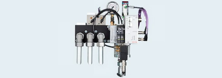 KSS Supply System from rexroth