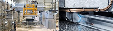 Success Story: robust Linear Motion Technology for granite blocks weighing several tons