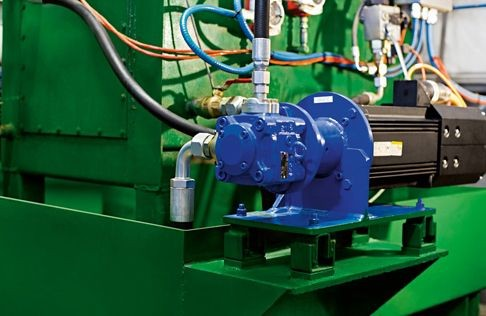 Electro-hydraulic automation for the best economical solution