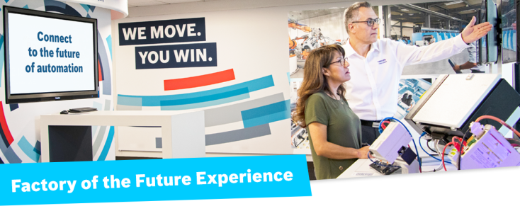 Rexroth's Factory of the Future Experience