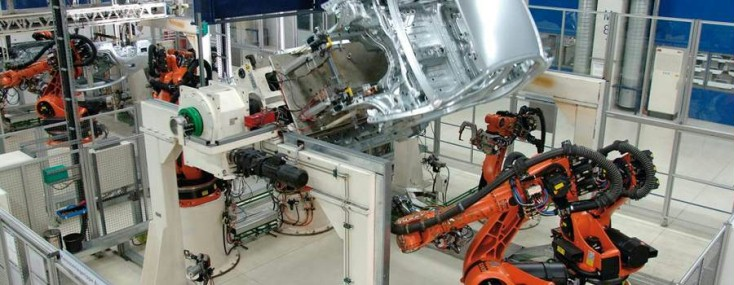 Automotive assembly from Rexroth