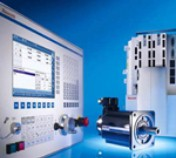 Rexroth IndraMotion MTX Micro: Very Compact CNC for Standard Machine Tools