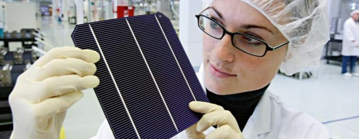 Automation solutions for Photovoltaics