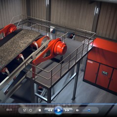 Video - Hagglunds Solutions for Belt Conveyors