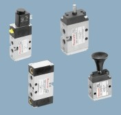 Pneumatic Directional Valve Catalog from Rexroth