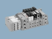 Pneumatic Valve Manifolds from Rexroth Easily Combine Two Flow Ranges for Optimal Flexibility