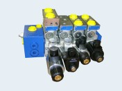Virtuous valves: Sharing flow in compact systems