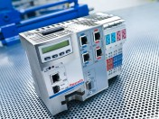 NPE 2012: All-in-one Control for Hydraulics and Electrics