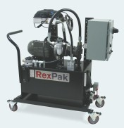 RexPak™ streamlines engineering process with standard hydraulic power packs