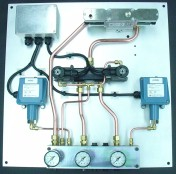 Rexroth Air Clutch Panel Interface For Electronic Marine Propulsion Systems