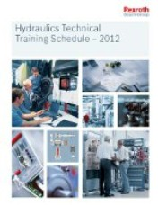 Bosch Rexroth Accepting Participants for Hydraulics Technical Training