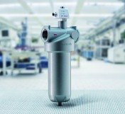 IMTS 2012: Cyclone effect extends filter lifetime