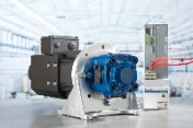 Rexroth's Sytronix variable-speed hydraulic pump drive earns product innovation award