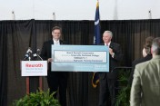 Bosch contributes more than $420,000 to Greenville Technical College