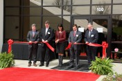 Bosch Rexroth opens its largest hydraulics production campus in North America