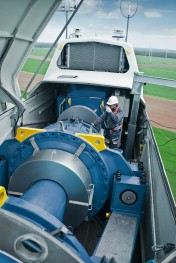 Bosch Rexroth highlights innovative solutions for the wind industry at WINDPOWER 2013