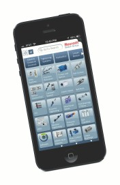 Bosch Rexroth adds new functionality, better search with updated GoTo Products App