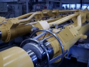Improved surface technologies for large hydraulic cylinders