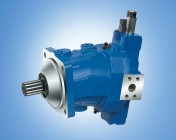 Rexroth's Improved Variable A6VM Motor