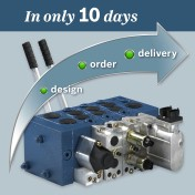 The Rapid Production Program provides 10-day delivery for the M4 control block platform