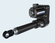 Ready to install, electromechanical heavy duty cylinders from Rexroth reduce the design and install
