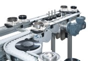 Modular conveyor system for quick assembly