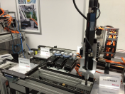 Bosch Rexroth Smart Assembly Demo 4.0