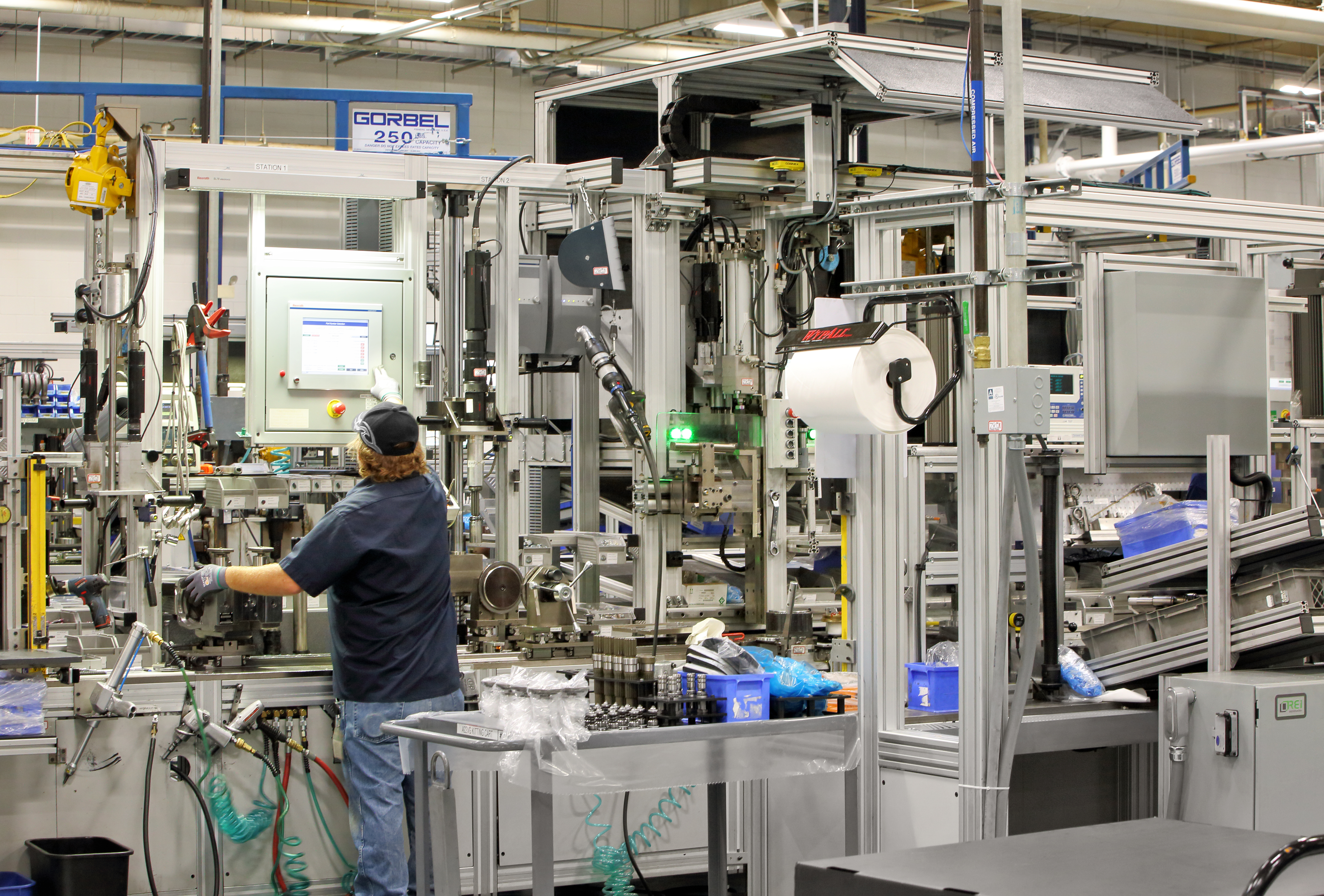 Bosch Rexroth's Fountain Inn Facility Named Assembly Plant of the Year