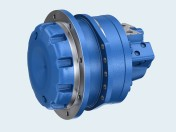 MCR-T radial piston motor from Rexroth
