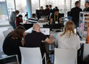 Hack Challenge at the Bosch ConnectedExperience in Berlin