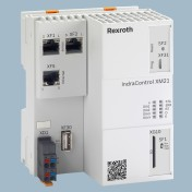 Bosch Rexroth's IndraControl XM21/22 programmable logic controller