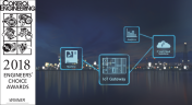 Connect new and existing machines to Industry 4.0 with Rexroth's award-winning product: The IoT Gate