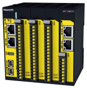 With ctrlX SAFETY Bosch Rexroth offers the most responsive and compact security solution on the mark