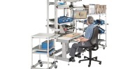 Workstation systems and accessories