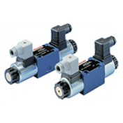 Subplates, Bolt kits, and Electrical connectors – applicable to GoTo directional valves