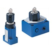 2FRM – 2-way flow control valves, pressure compensated