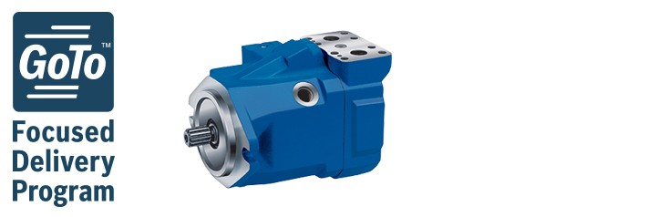 A10VM - Variable displacement motors | Bosch Rexroth USA