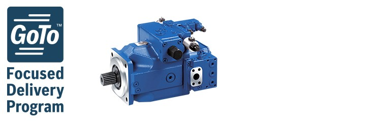 A4CSG – Variable displacement pumps (Series 31 & 52)