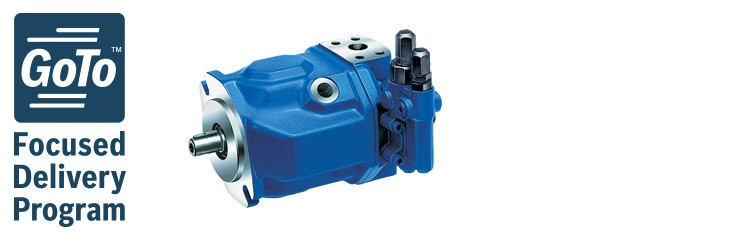 AA10VSO – Variable displacement pumps (Series 31 & 52)