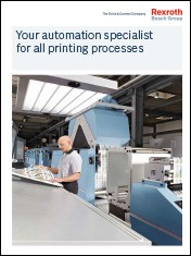 Your automation specialist for all printing processes