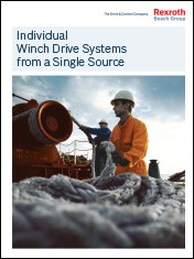Individual Winch Drive Systems from a Single Source