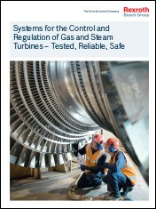 Systems for the Control and Regulation of Gas and Steam Turbines - Tested, Reliable, Safe