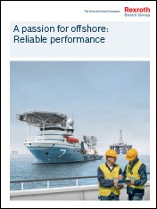A passion for offshore: Reliable performance