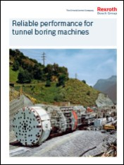 Reliable performance for tunnel boring machines