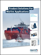 Product Solutions for Marine Applications