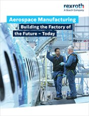 Aerospace Manufacturing : Productivity and performance, from machining to final assembly