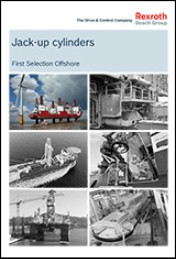 Jack-up Cylinders, First Selection Offshore