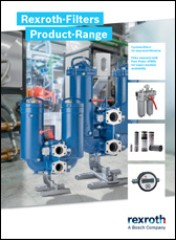Rexroth Filters - Product Range