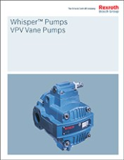 Whisper Pumps, VPV Vane Pumps Catalog