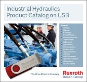 Industrial Hydraulics Product Catalog on USB